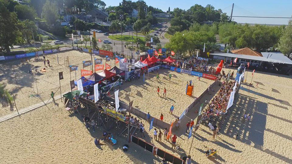 FECHAS CONFIRMADAS PARA EL CIRCUITO PROVINCIAL DE BEACH VOLLEY