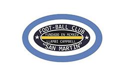 FOOT-BALL CLUB SAN MARTÍN