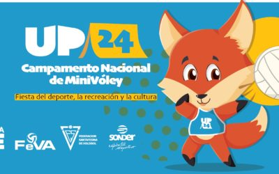 CAMPAMENTO NACIONAL DE MINIVÓLEY 2019